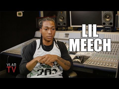 Lil Meech on Playing Big Meech in 50 Cent Produced BMF TV Series Part 5