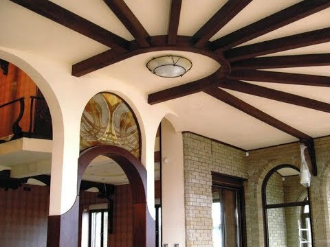 Gypsum Ceiling Designs For Living And Bedroom As Royal Decor Youtube