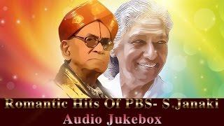 Romantic Hits Of P.B. Srinivas & S. Janaki | Best Love Songs | Hit Kannada Duet Songs