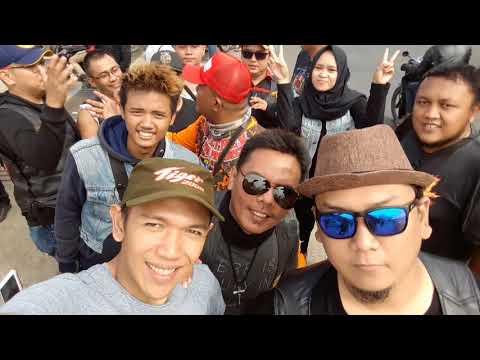 MOTOR TIGER CLUB  ROAD TO JAMBORE NASIONAL HONDA TIGER CLUB INDONESIA. 14 Oktober 2017
