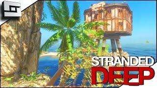 stranded deep gameplay building beamland s2e12