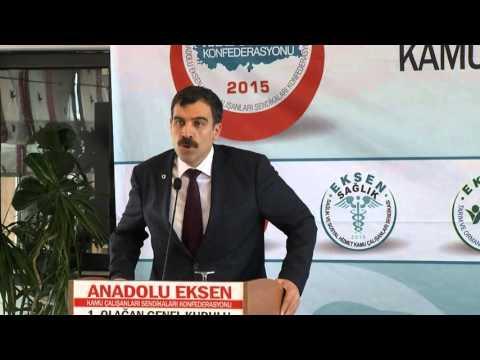 """""""Milli Ruh ve Anadolu Eksen"""""""