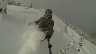 Face Shot Powder day at Manning Park 2014 - Short Edit Thumbnail
