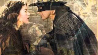 Mask of Zorro - Tina Arena & Marc Anthony - I want to spend my lifetime loving you