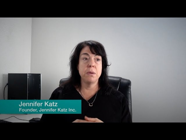 Jennifer Katz, Founder Jennifer Katz Inc.