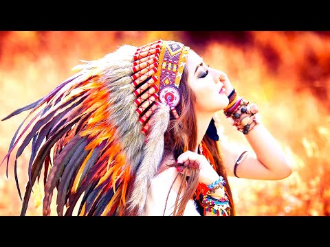 Beautiful Relaxing Music: Native American Flutes, Spiritual Meditation Music, Flute Music