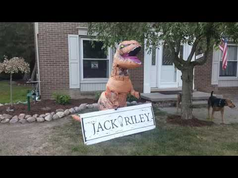 Jack Riley take 1
