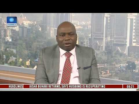 Anti-Corruption Fight: We Must Break Up The Culture Of Silence  - Bolaji Owasanoye Pt 3