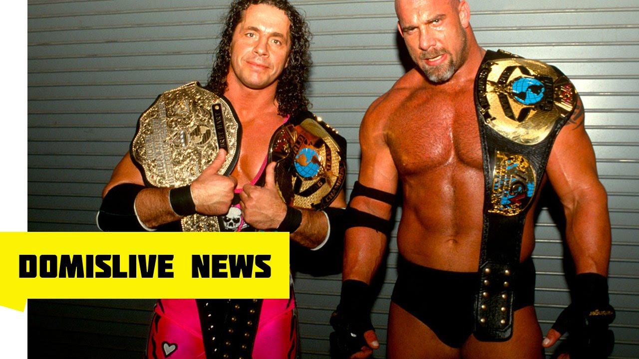Wwe Legend Bret Hart Announces He Has Cancer Bret Espn Reports Bret The Hitman Hart Youtube