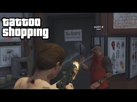 Slacking Off in GTA/Ep.4 - Slacker Gaming