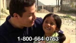 Actor Julio Cedillo Talks About Child Sponsorship