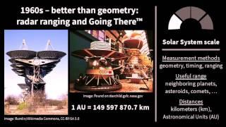 The Universe Is, Like, Seriously Huge (33c3) - La traducción española