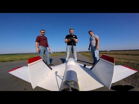 UAV Turbin Tak Berdaya - Peluncuran maksimum dan rudal
