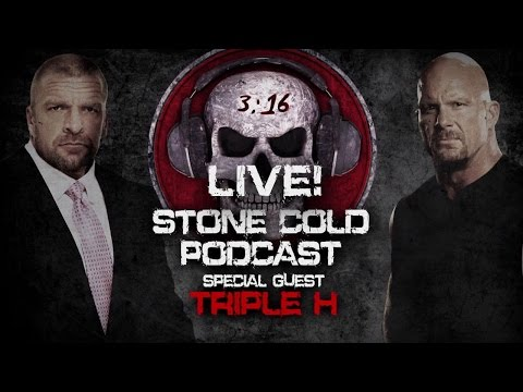 Stone Cold Podcast With Guest Triple H - This Monday On WWE Network After Raw