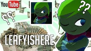 HOW MUCH MONEY DOES LEAFY MAKE ON YOUTUBE 2016 (YOUTUBE EARNINGS)