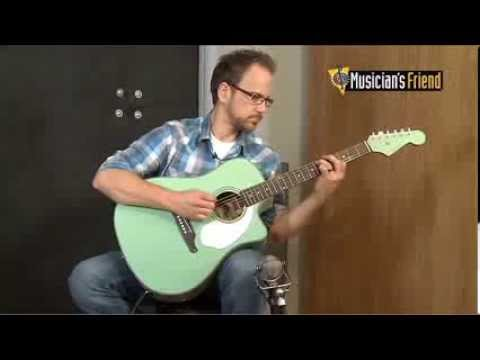 Fender Sonoran Acoustic-Electric  Dreadnought