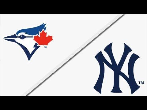 Toronto Blue Jays vs New York Yankees | Full Game Highlights | 4/20/18