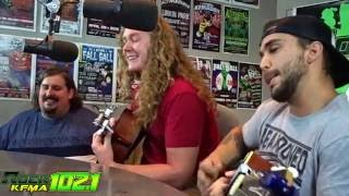 Rock 102 1 KFMA Tucson Acoustic Safe So Simple Welp Better Luck Next Year