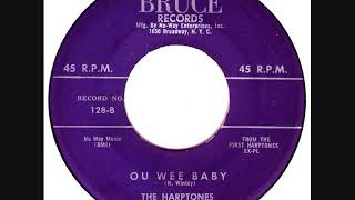 OU WEE BABY - THE HARPTONES feat. WILLIE WINFIELD