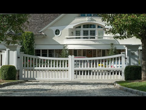 70 Best Driveway Gate Ideas | Iron and Wooden Driveway Gate Designs Ideas | Classical Gate Designs