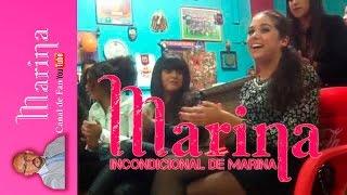 """Marina - Fiesta de 18 cumpleaños   , Tema """"Como el agua"""" , por Camarón"""