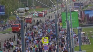 За 2 часа до Фестиваля фейерверков в Москве в Братеево от «Ростех» состоится 19 и 20 августа