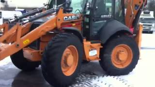 Case 695ST, отвал для уборки снега(, 2014-12-19T14:13:44.000Z)