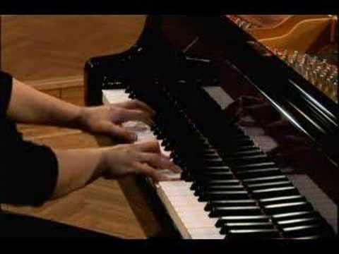 Irena Koblar, Brahms Op. 119, Intermezzo in B minor