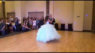 Video Best Father/daughter surprise dance! You must watch the entire video, wait for it! download MP3, 3GP, MP4, WEBM, AVI, FLV Agustus 2018