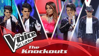 Surange Weerasinghe | Billie Jean | The Knockouts | The Voice Sri Lanka Thumbnail