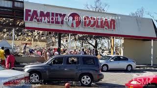 10-11-18 Panama City, FL - Looting Family Dollar