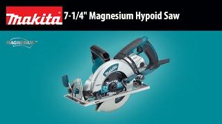 "MAKITA 7-1/4"" Magnesium Hypoid Saw Thumbnail"