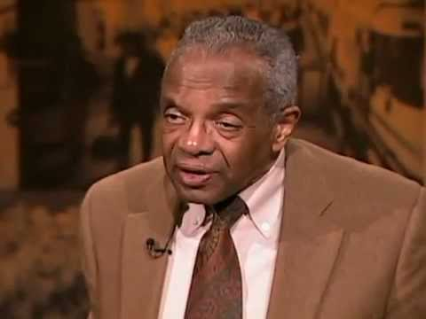 City Talk: Derrick Bell, Professor of Constitutional Law at New York University of Law