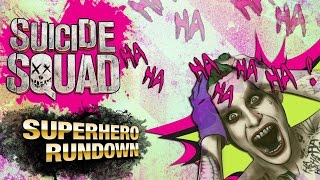 Suicide Squad vlog (w/ Lady Jess)