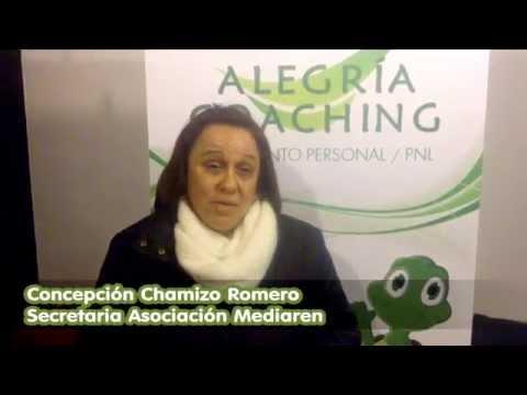 Introducción a la PNL- Conchi Chamizo: mi mente se ha abierto a nuevas perspectivas