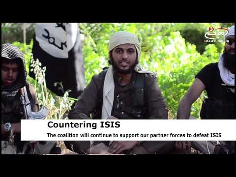 Coalition says fewer than 3,000 ISIS fighters remain in Iraq and Syria