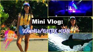 Mini Vlog: SeaWorld San Diego // Summer 2017