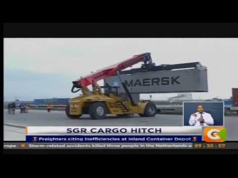 Freighters threaten to abandon SGR cargo service