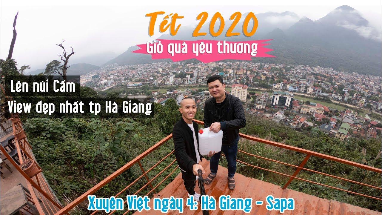 Hành trình xuyên Việt xin Đặc Sản làm từ thiện - Giỏ quà yêu thương - Ngày 4