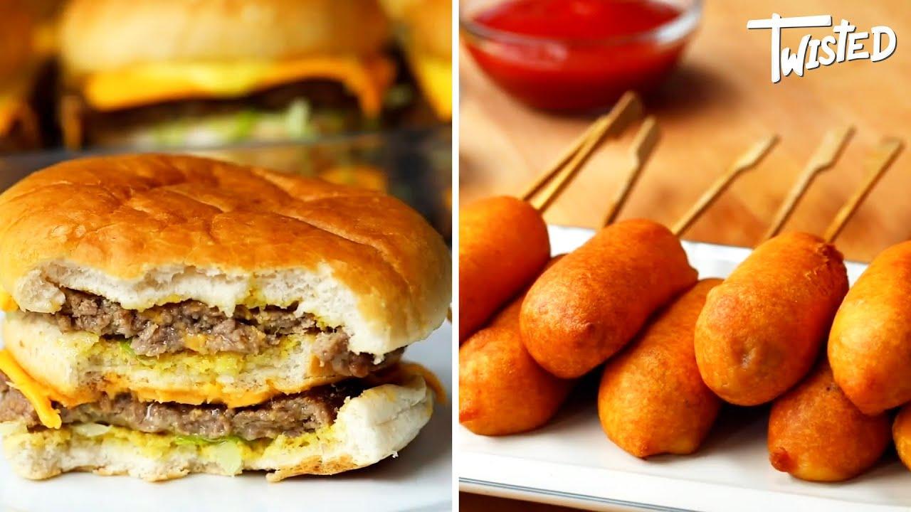 5 Amazing Cheeseburger Recipes