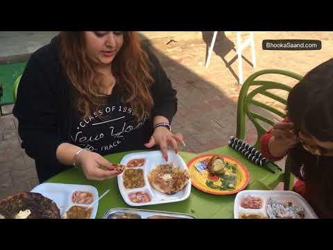 Amritsari Kulcha Hub | Ram Chat Bhandar | Chandigarh Food Tour - Part 1