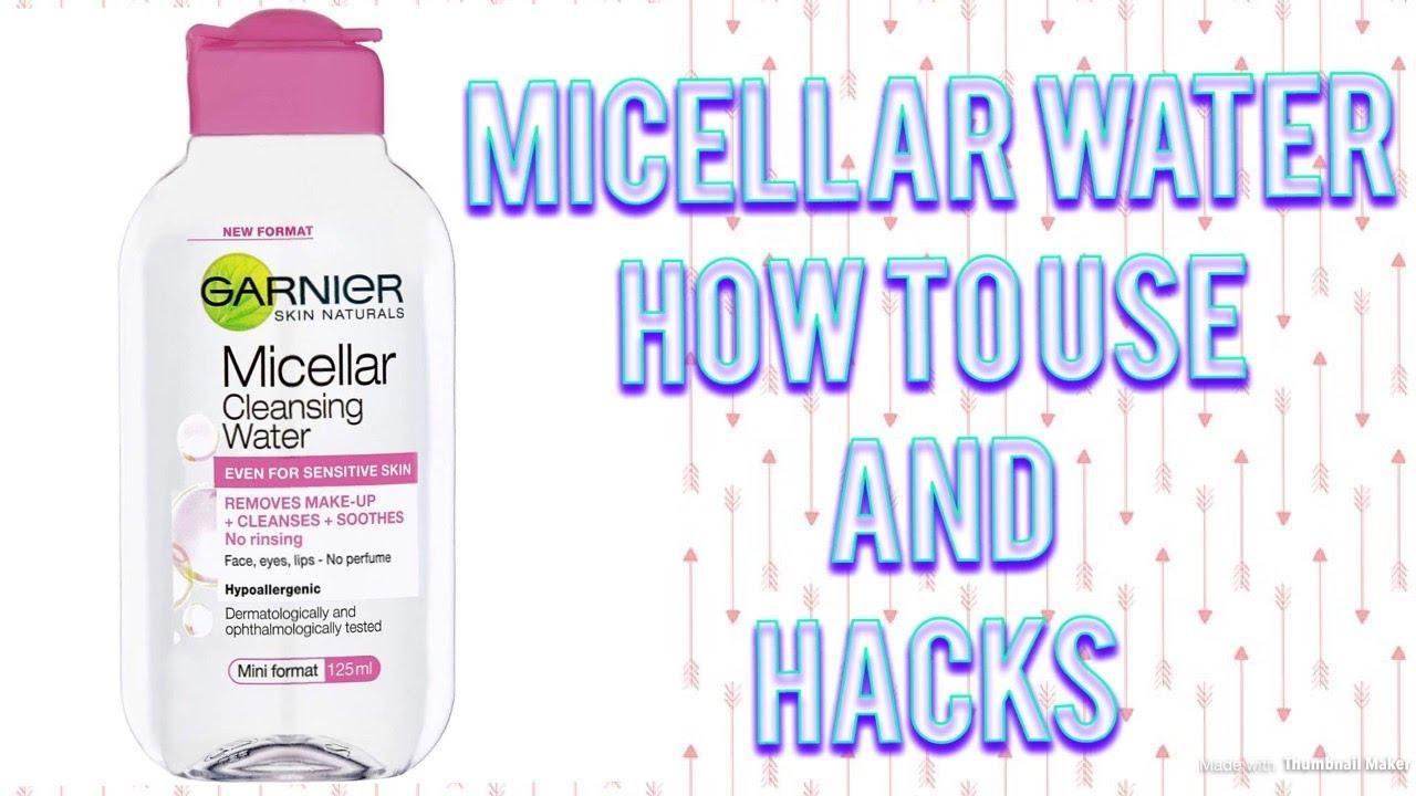 how to use micellar water II Malayalam II Beauty bugs tv II..