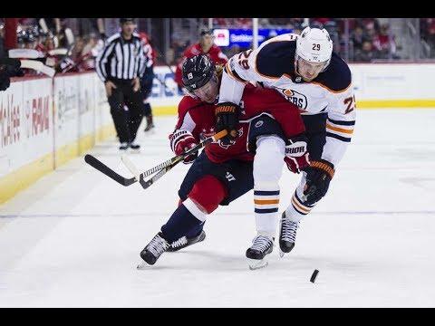 Edmonton Oilers vs Washington Capitals - November 12, 2017 | Game Highlights | NHL 2017/18