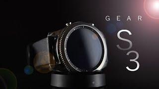 Samsung GEAR S3 - mój pierwszy inteligentny zegarek