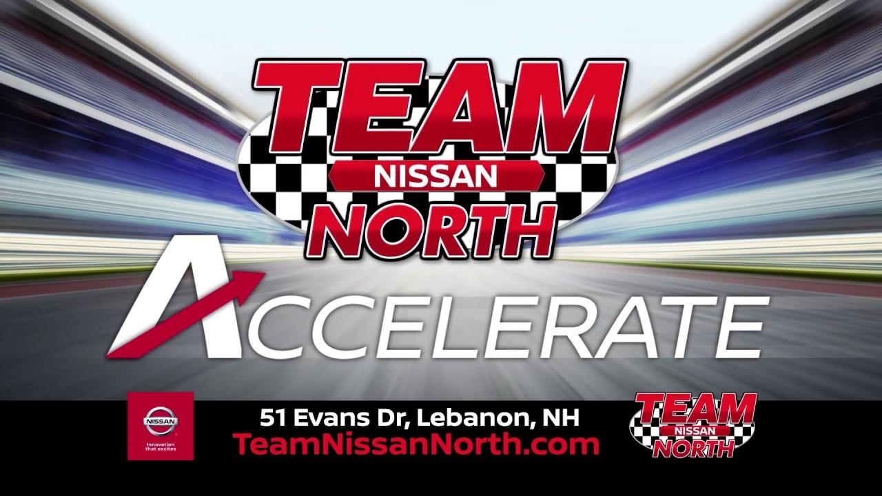 Team Nissan North >> Team Nissan North Accelerate Program