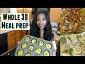 Whole30 Approved Meal Prep With Me!! LoveLexyNicole