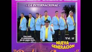 Marimba Sonora Azul GC vol 16 (Internacional)- Dulce Amor