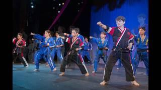 Hong Ik Martial Arts Music Hall demo 2018