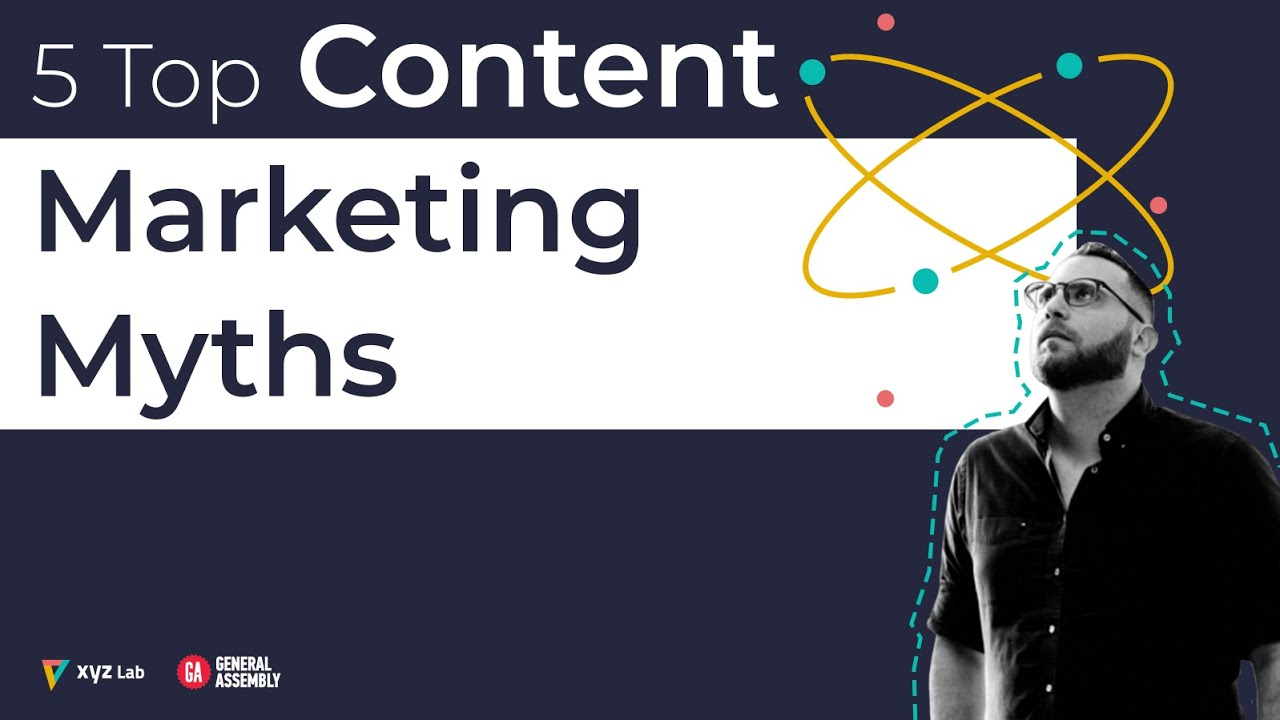 5 Content Marketing Myths Holding You Back