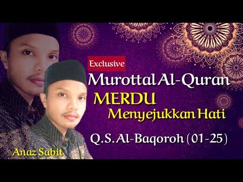 Murottal MERDU Q.S Al-Baqoroh ayat 001-025 Lagu Bayyaati. from YouTube · Duration:  12 minutes 39 seconds
